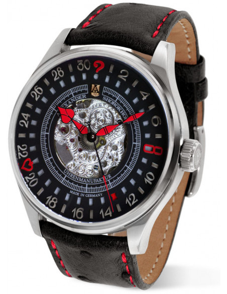 Alexander Shorokhoff Lucky 8-2 AS.V3.02-R mechanical watch Alexander Shorokhoff - 2