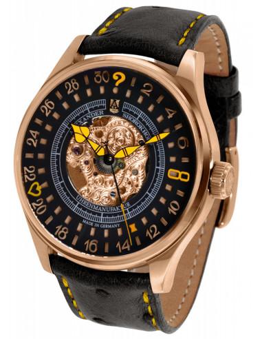 Zegarek mechaniczny Alexander Shorokhoff Lucky 8-2 AS.V3.02-GY 1392.849375 - 1