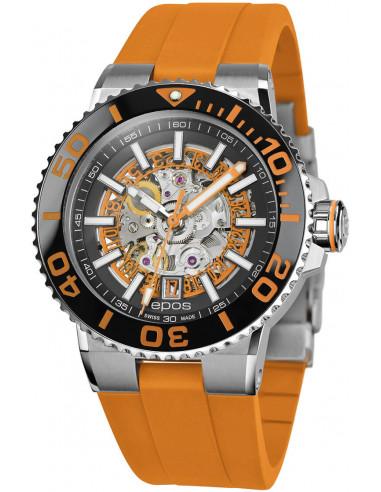 Epos Sportive Diver 3441.135.99.15.52 automatic skeleton watch 1646.457792 - 1