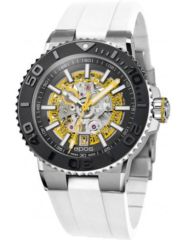 Epos Sportive Diver 3441.135.20.15.50 automatic skeleton watch 1646.457792 - 1
