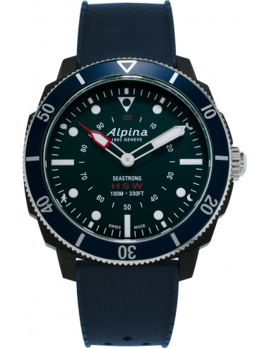 Alpina Seastrong Horological Smartwatch AL-282LNN4V6 Alpina - 1