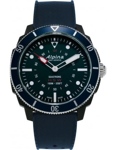 Alpina Seastrong Horologiczny smartwatch AL-282LNN4V6 594.082708 - 1