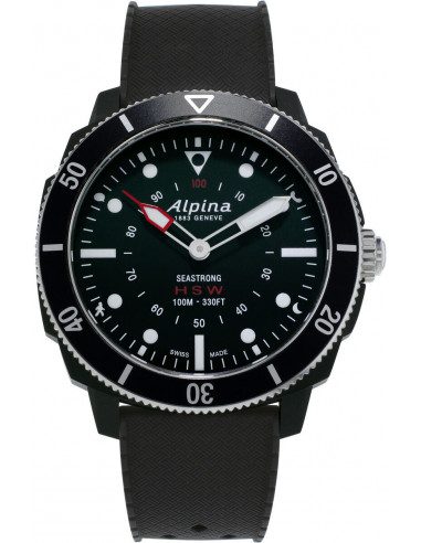 Alpina Seastrong Horological Smartwatch AL-282LBB4V6 594.082708 - 1