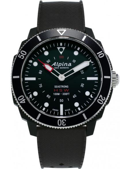 Alpina Seastrong Horological Smartwatch AL-282LBB4V6 Alpina - 1