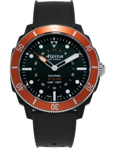 Alpina Seastrong Horologiczny smartwatch AL-282LBO4V6 594.082708 - 1