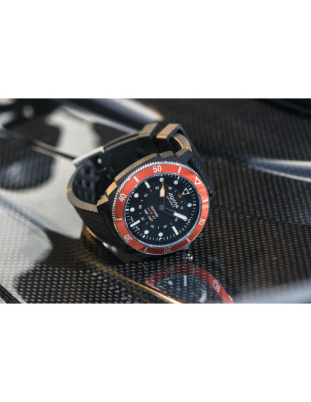 Alpina Seastrong Horological Smartwatch AL-282LBO4V6 Alpina - 2