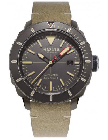 Zegarek Alpina Seastrong Diver 300 AL-525LGG4TV6 1293.003542 - 1
