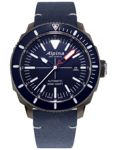 Zegarek Alpina Seastrong Diver 300 AL-525LNN4TV6 1293.003542 - 1