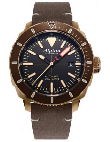 Zegarek Alpina Seastrong Diver 300 AL-525LBBR4V4 1293.003542 - 1