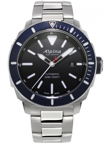 Alpina Seastrong Diver 300 AL-525LBN4V6B watch Alpina - 1