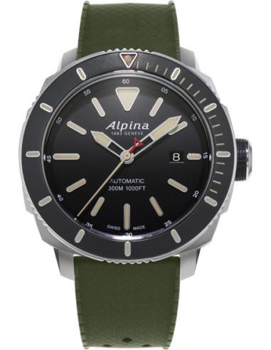 Hodinky Alpina Seastrong Diver 300 AL-525LGG4V6 1193.157708 - 1