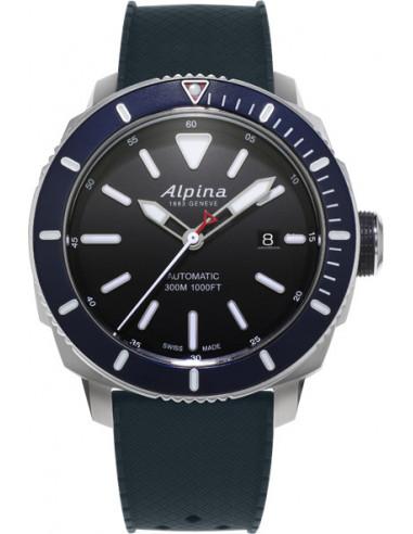 Zegarek Alpina Seastrong Diver 300 AL-525LBN4V6 1193.157708 - 1