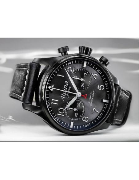 "Alpina Startimer Pilot Chronograph ""Blackstar"" AL-860GB4FBS6 watch Alpina - 2"