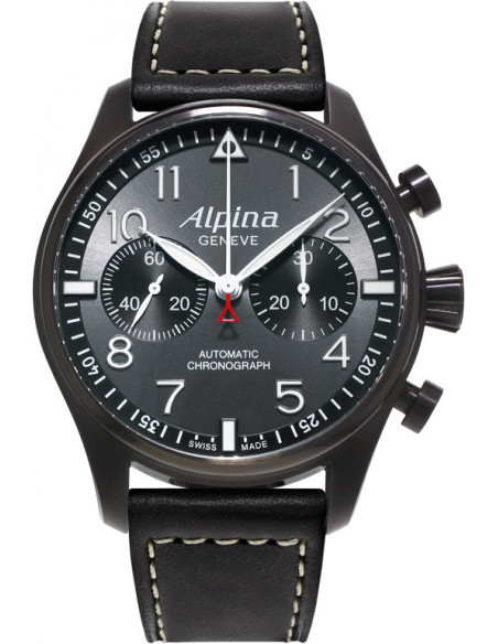 "Alpina Startimer Pilot Chronograph ""Blackstar"" AL-860GB4FBS6 watch Alpina - 1"