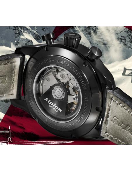 "Alpina Startimer Pilot Chronograph ""Blackstar"" AL-860GB4FBS6 watch Alpina - 3"