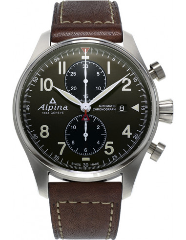 Hodinky Alpina Startimer Pilot Chronograph AL-725GR4S6 1991.924375 - 1
