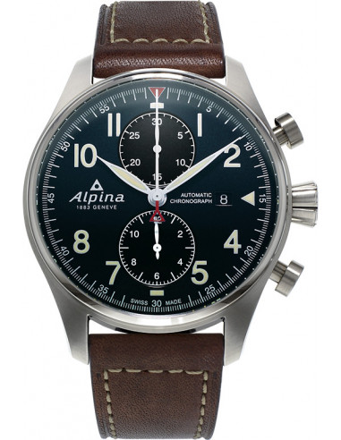 Hodinky Alpina Startimer Pilot Chronograph AL-725N4S6 1991.924375 - 1