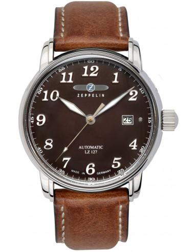 Zegarek automatyczny Zeppelin LZ127 Graf Zeppelin 8656-3 221.787549 - 1