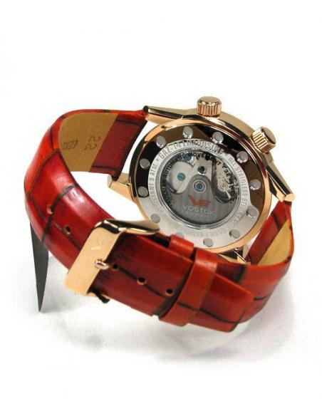 Men's Vostok Europe 2426-5609060 Gaz-14 Limousine watch