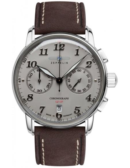 Zeppelin LZ127 Graf Zeppelin 8678-4 automatic watch Zeppelin - 2