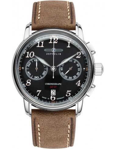 Zegarek automatyczny Zeppelin LZ127 Graf Zeppelin 8678-2 250.712888 - 1