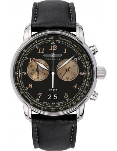 Zegarek automatyczny Zeppelin LZ127 Graf Zeppelin 8684-2 270.212779 - 1