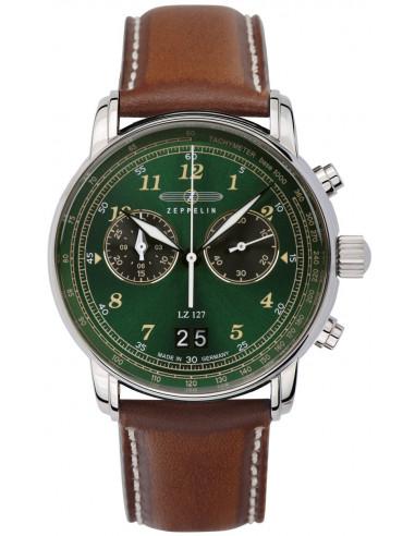 Zegarek automatyczny Zeppelin LZ127 Graf Zeppelin 8684-4 270.212779 - 1