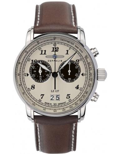 Zegarek automatyczny Zeppelin LZ127 Graf Zeppelin 8684-5 270.212779 - 1