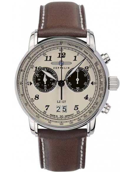 Zeppelin LZ127 Graf Zeppelin 8684-5 automatic watch Zeppelin - 1