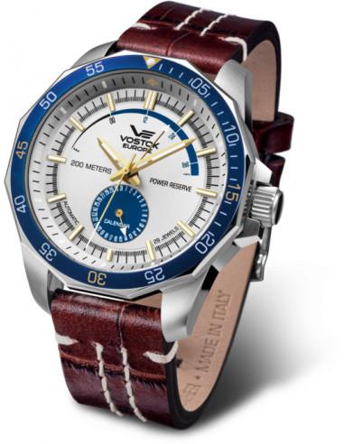 Vostok Europe N-1 Rocket NE57-225A562 automatic watch 408.369458 - 1