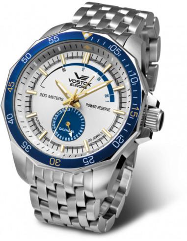 Zegarek automatyczny Vostok Europe N-1 Rocket NE57-225A562B 468.276958 - 1