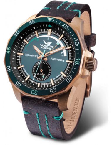 Vostok Europe N-1 Rocket NE57-225O566 automatic watch 468.276958 - 1
