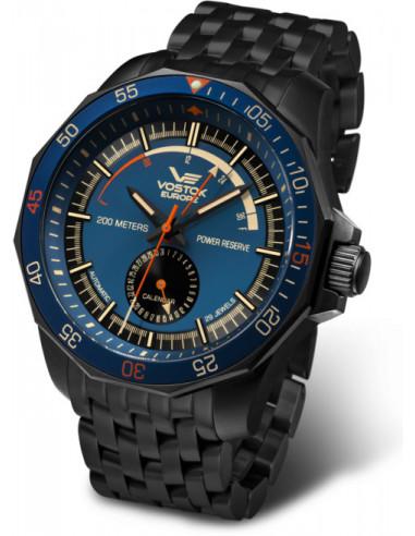 Vostok Europe N-1 Rocket NE57-225C564B automatic watch 468.276958 - 1