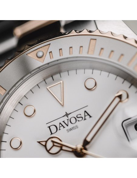 Davosa 161.555.63 Ternos Ceramic automatic watch 856.67725 - 5