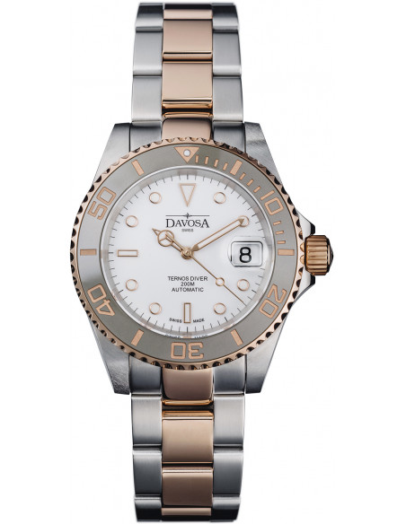 Davosa 161.555.63 Ternos Ceramic automatic watch 856.67725 - 1