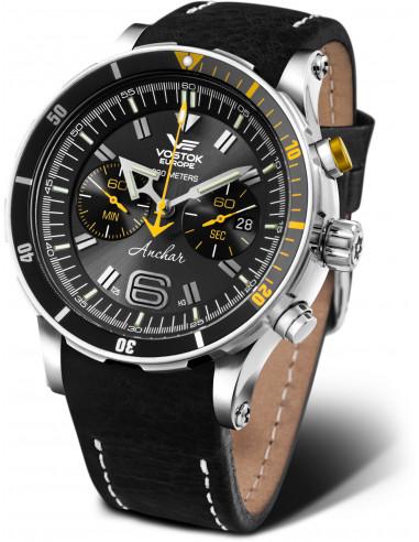 Vostok Europe Anchar Submarine Chrono Line Diver 6S21/510A584 watch 608.061125 - 1