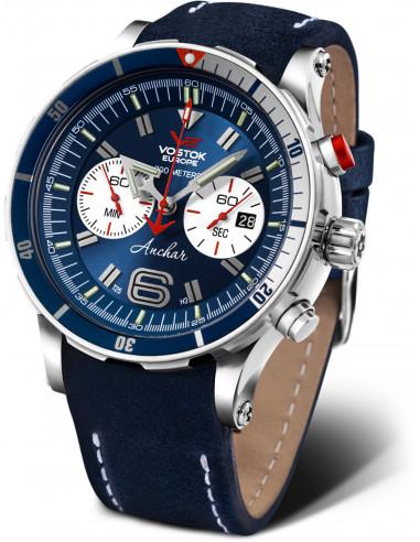 Vostok Europe Anchar Submarine Chrono Line Diver 6S21/510A583 watch 608.061125 - 1