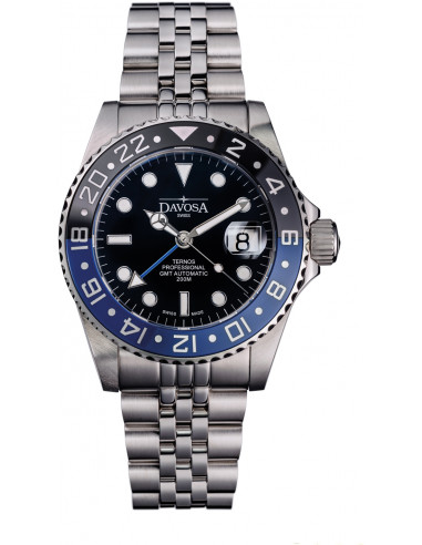 Davosa 161.571.04 Ternos Professional GMT Automatic watch 1345.921833 - 1
