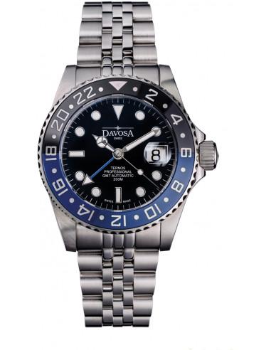 Davosa 161.571.04 Ternos Professional GMT Automatyczny zegarek 1345.921833 - 1