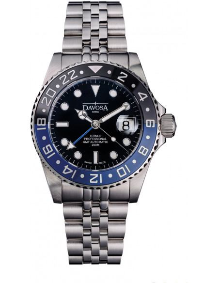 copy of Davosa 161.571.04 Ternos Professional GMT Automatic watch Davosa - 1