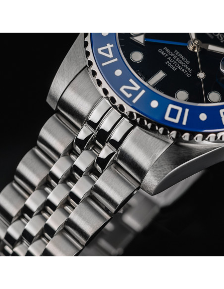 copy of Davosa 161.571.04 Ternos Professional GMT Automatic watch Davosa - 4