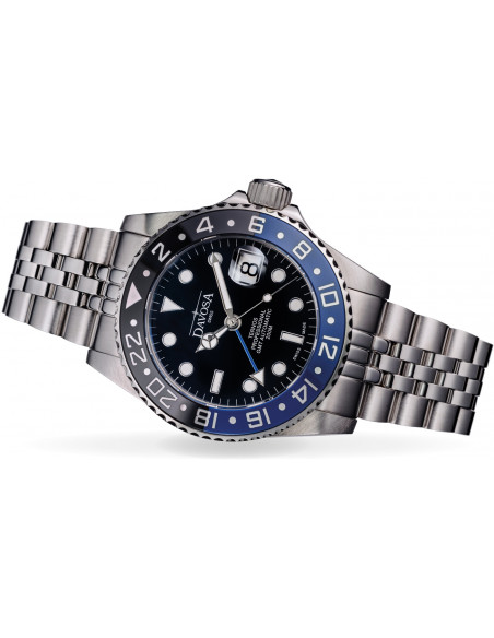 copy of Davosa 161.571.04 Ternos Professional GMT Automatic watch Davosa - 2