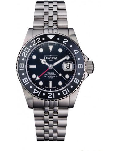 Davosa 161.571.05 Ternos Professional GMT Automatyczny zegarek 1295.998917 - 1