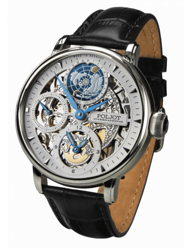 Zegarek Poljot International Globetrotter 9730.2940551 629.02875 - 1