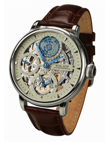 Poljot International Globetrotter 9730.2940552 watch 629.02875 - 1