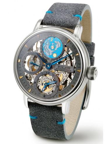 Poljot International Globetrotter 9730.2940553 watch 657.984042 - 1