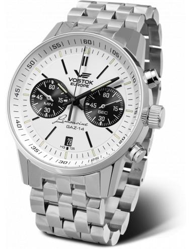 Zegarek chronograf Vostok Europe 6S21 / 565A598B GAZ 14 458.292375 - 1