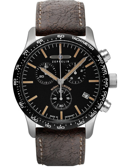 Zeppelin 7296-2 Nightcruise chronograph watch Zeppelin - 1