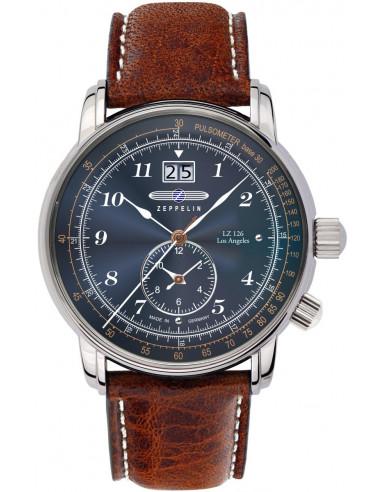 Zegarek Zeppelin 8644-3 LZ126 Los Angeles 241.157641 - 1