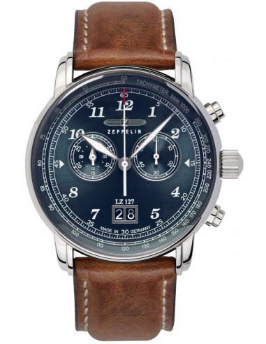 Zegarek automatyczny Zeppelin LZ127 Graf Zeppelin 8682-3 270.212779 - 1